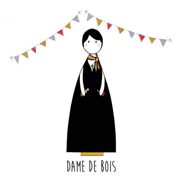 dame-de-bois