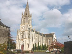 Ré-ouverture de l'église de Freigné !