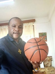 Remerciements Père Kévin KOUHALAMA