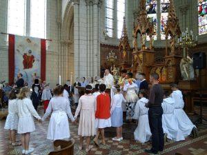 Messe de Rentrée du Catéchisme et des Jeunes